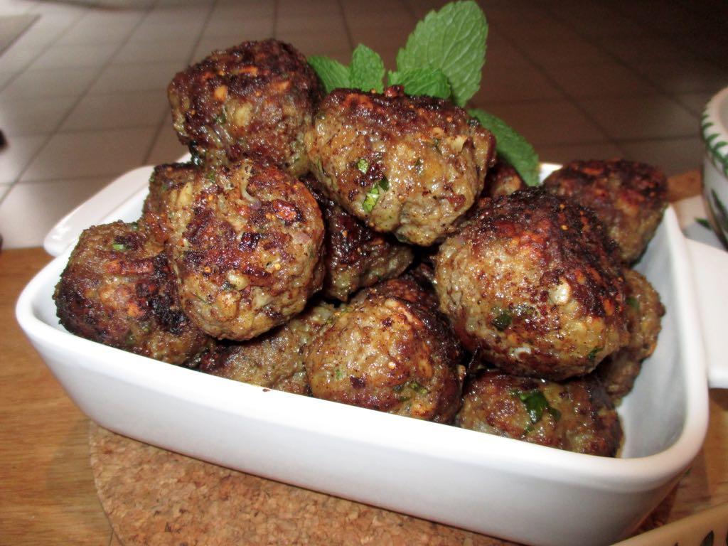 Hackbällchen orientalisch – Ichzeigdirwiemanskocht